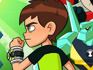 Ben 10: World Rescue Mission 2