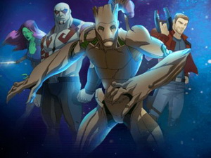 Marvel Guardians Of The Galaxy: Galactic Run